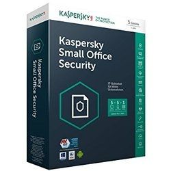 Kaspersky Small Office Security 5 (10 PC + 1 File Server)